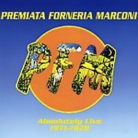 Premiata Forneria Marconi (PFM) - PFM - Absolutely Live 1971-1978  CD (album) cover