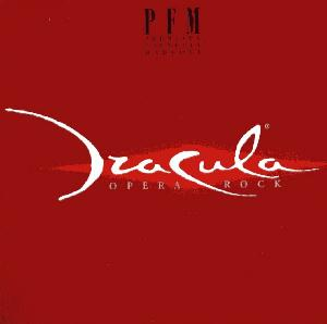 Premiata Forneria Marconi (PFM) - Dracula Opera Rock CD (album) cover