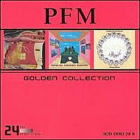 Premiata Forneria Marconi (PFM) Golden Collection album cover
