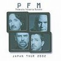 Premiata Forneria Marconi (PFM) PFM - Live In Japan album cover