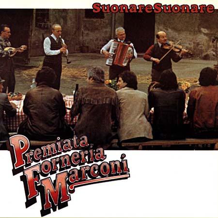 Suonare Suonare by PREMIATA FORNERIA MARCONI (PFM) album cover