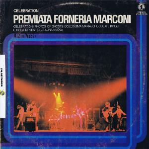 Premiata Forneria Marconi (PFM) Celebration album cover