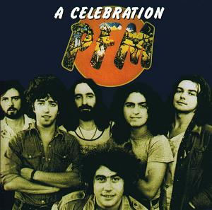 Premiata Forneria Marconi (PFM) A Celebration Live  album cover