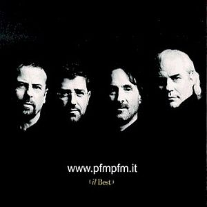 Premiata Forneria Marconi (PFM) www.pfmpfm.it (il Best)  album cover