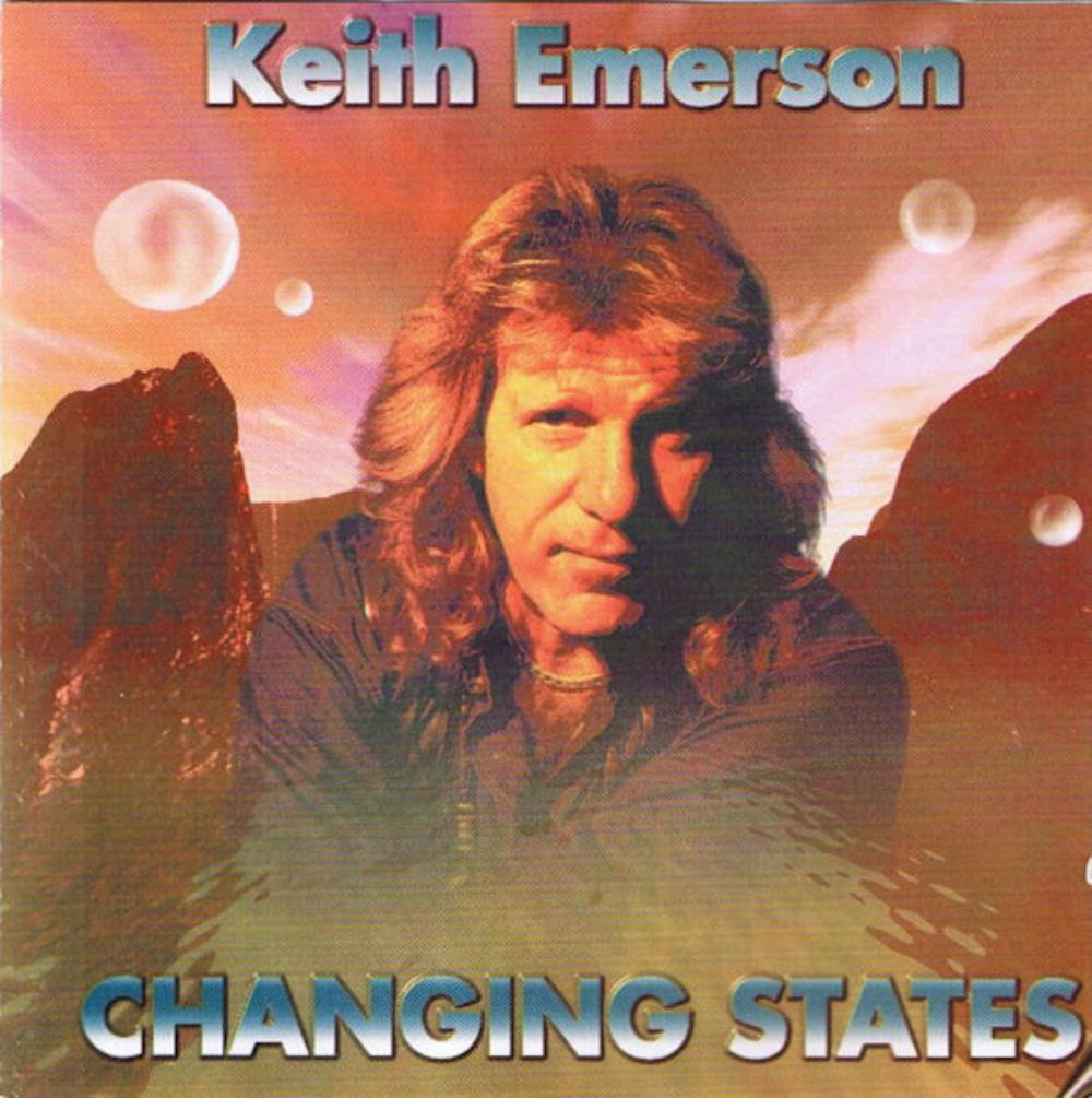 Keith Emerson Changing States album cover