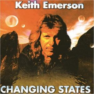 Keith Emerson Changing States/Cream of Emerson Soup album cover