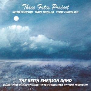 Three Fates Project (with Marc Bonilla & Terje Mikkelsen) by EMERSON, KEITH album cover