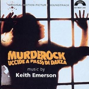 Murderock- Uccide A Passo Di Danza by EMERSON, KEITH album cover