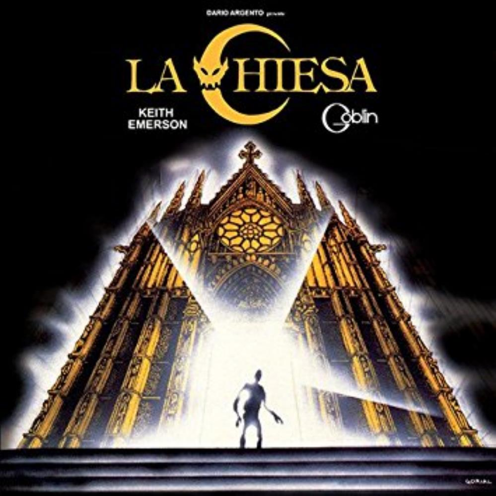 La Chiesa [Aka: The Church] (OST) by EMERSON, KEITH album cover