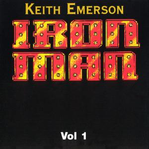 Iron Man - Vol 1 (OST) by EMERSON, KEITH album cover
