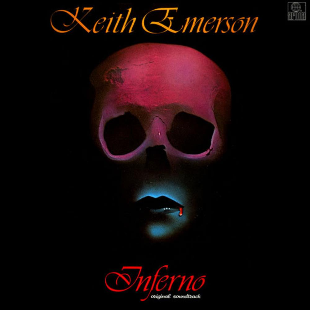 Keith Emerson Inferno (OST) album cover