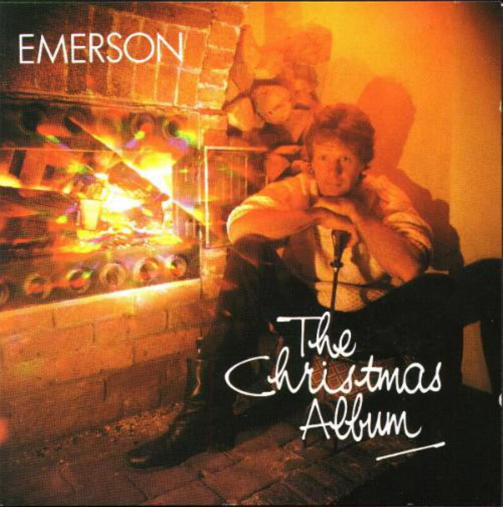 Keith Emerson The Christmas Album album cover