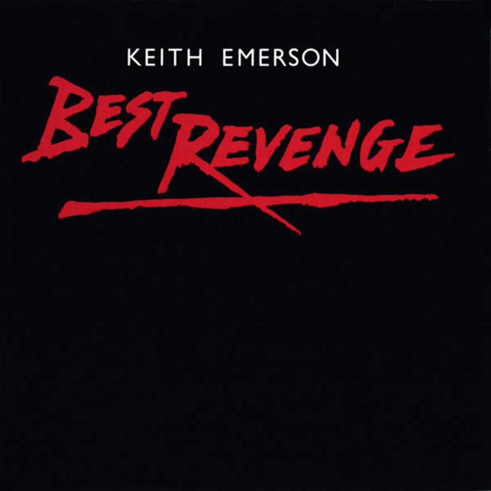 Best Revenge (OST) by EMERSON, KEITH album cover