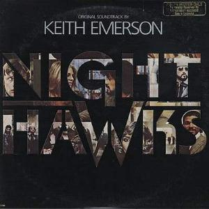 Keith Emerson - Nighthawks CD (album) cover