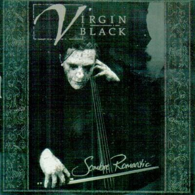 Virgin Black Sombre Romantic album cover