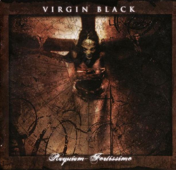Virgin Black - Requiem - Fortissimo CD (album) cover