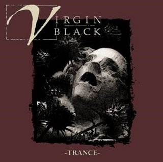 Trance by VIRGIN BLACK album cover