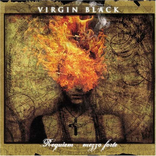 Requiem - Mezzo Forte by VIRGIN BLACK album cover