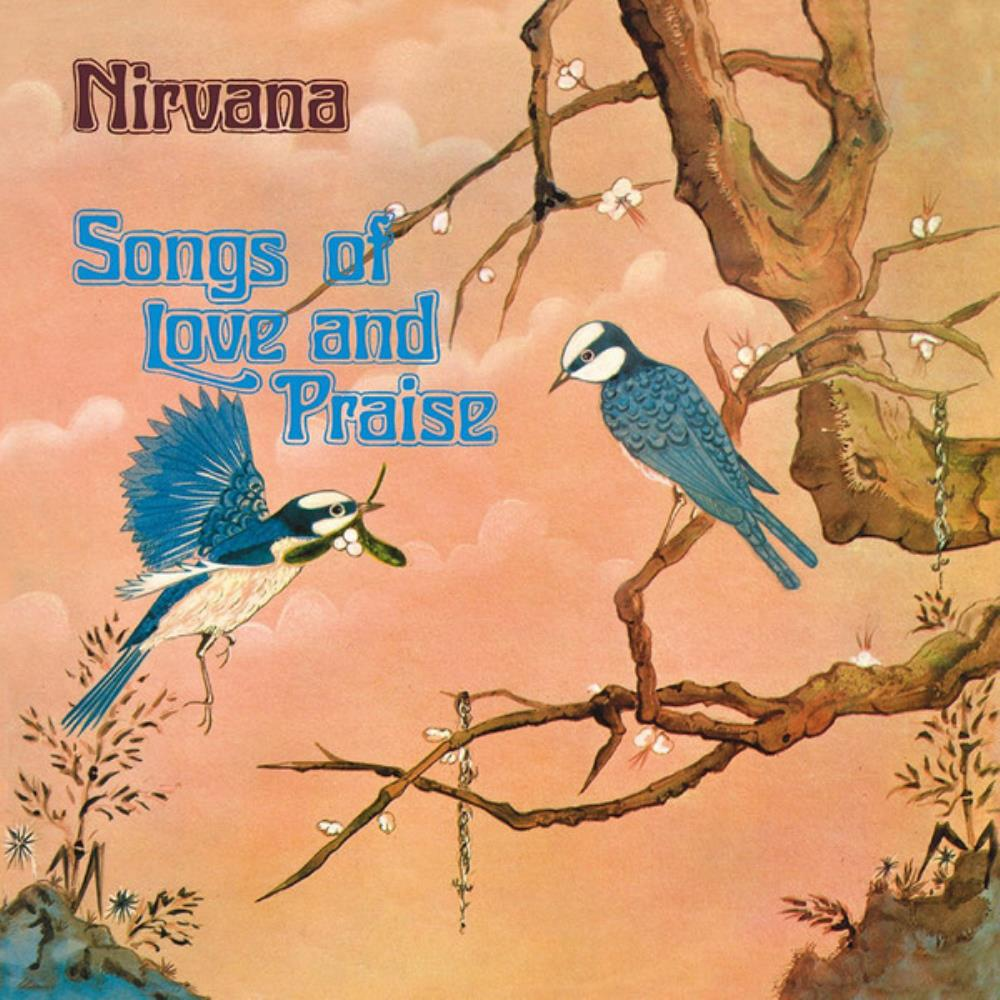 Nirvana Songs Of Love And Praise album cover