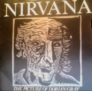 Nirvana The Picture of Dorian Gray album cover