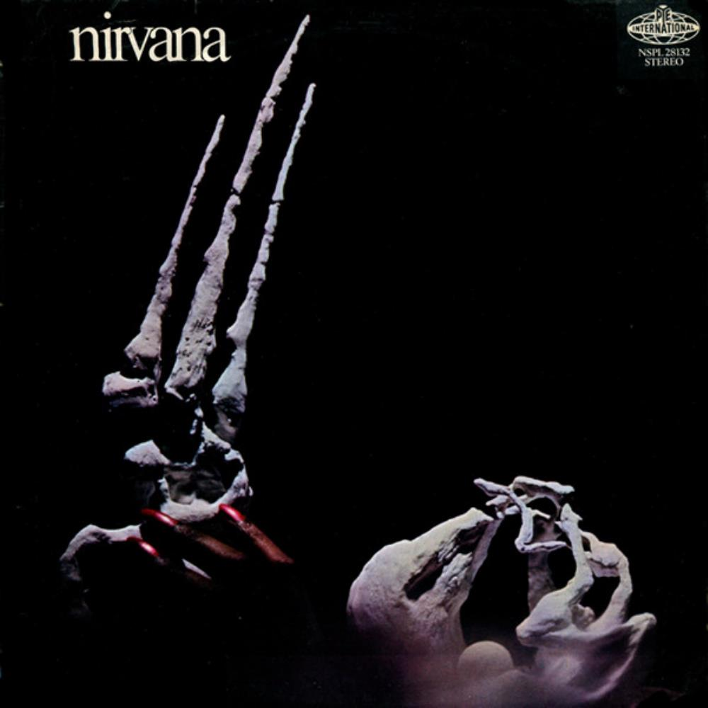To Markos III [Aka: Black Flower] by NIRVANA album cover