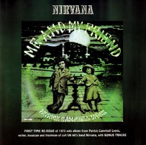 Nirvana / Patrick Campbell-Lyons: Me and My Friend by NIRVANA album cover