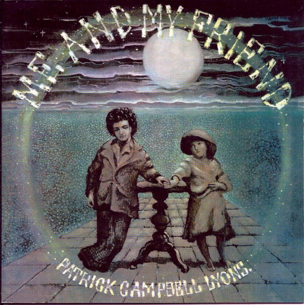 Patrick Campbell-Lyons: Me And My Friend by NIRVANA album cover