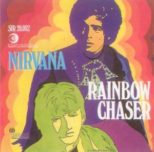 Nirvana Rainbow Chaser / Flashbulb album cover