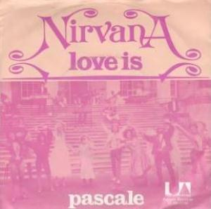 Nirvana Love Is album cover