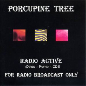 Porcupine Tree Radioactive E. P. album cover