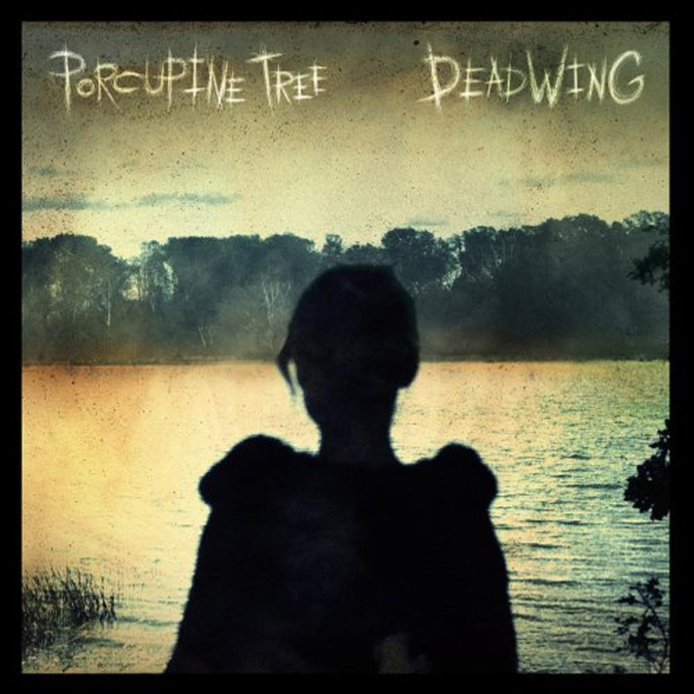 Deadwing by PORCUPINE TREE album cover