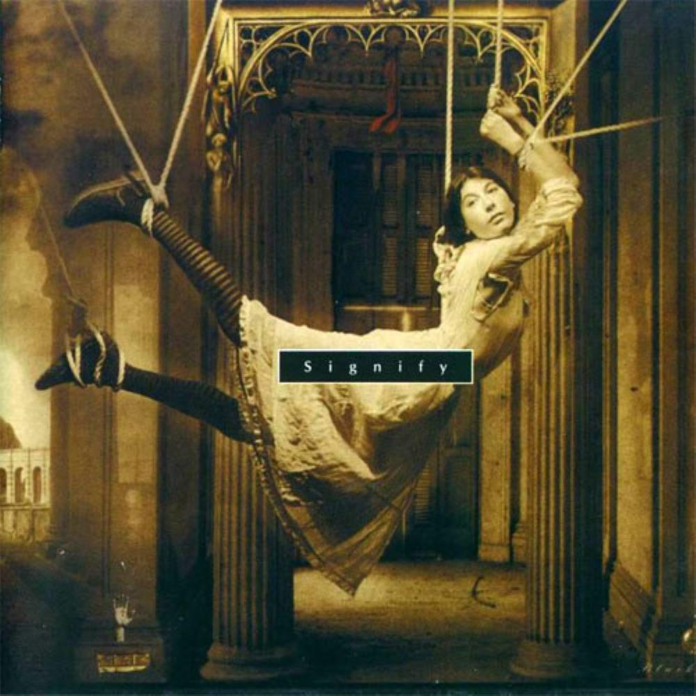 Porcupine Tree - Signify CD (album) cover
