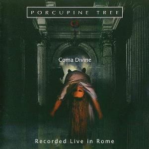 Porcupine Tree Coma Divine album cover
