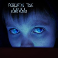 Porcupine Tree Fear Of A Blank Planet album cover