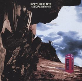 Porcupine Tree - The Sky Moves Sideways  CD (album) cover