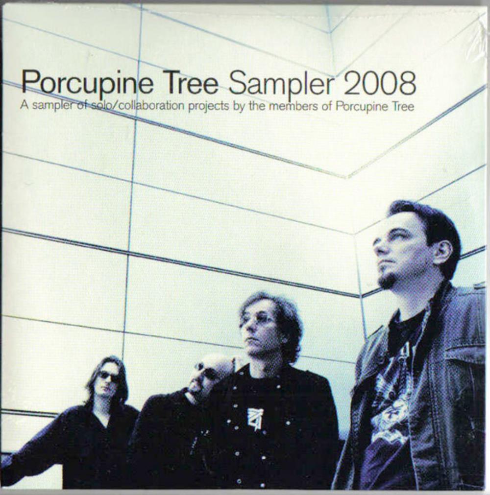 Porcupine Tree Sampler 2008 - Transmission 8.1 by PORCUPINE TREE album cover