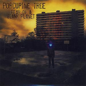 Porcupine Tree Fear Of A Blank Planet (Single) album cover