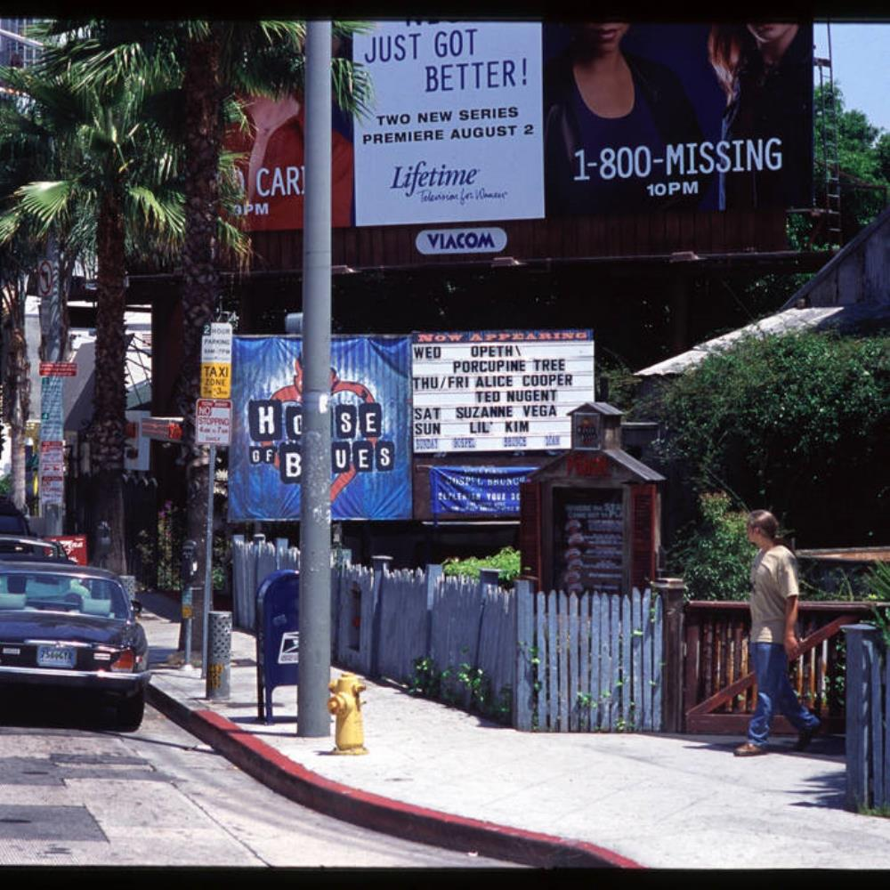 Los Angeles (30th July 2003) by PORCUPINE TREE album cover