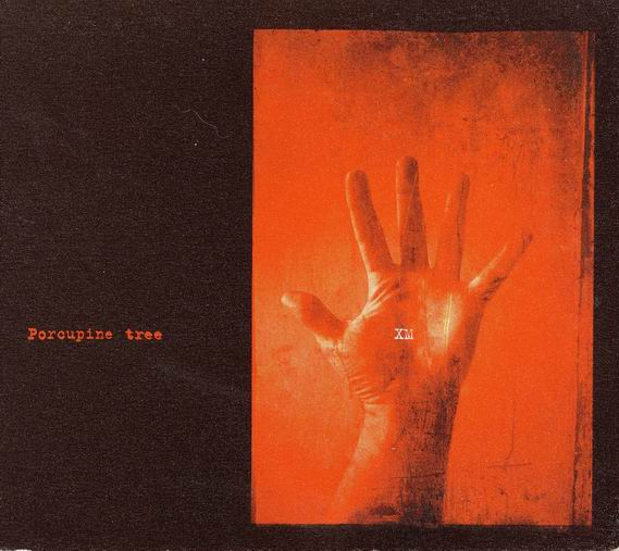 Porcupine Tree - XM  CD (album) cover