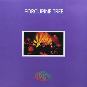 Spiral Circus Live (LP)  by PORCUPINE TREE album cover