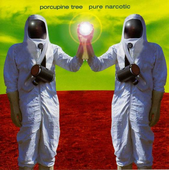 Porcupine Tree - Pure Narcotic  CD (album) cover