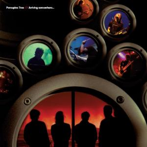 Arriving Somewhere... by PORCUPINE TREE album cover