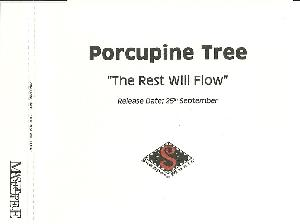 Porcupine Tree The Rest Will Flow album cover