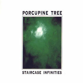 Porcupine Tree - Staircase Infinities CD (album) cover
