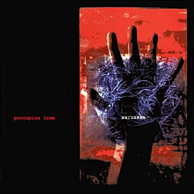 Porcupine Tree - Warszawa CD (album) cover