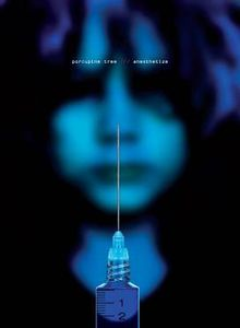 Porcupine Tree Anesthetize album cover