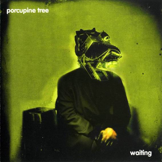Porcupine Tree - Waiting  CD (album) cover