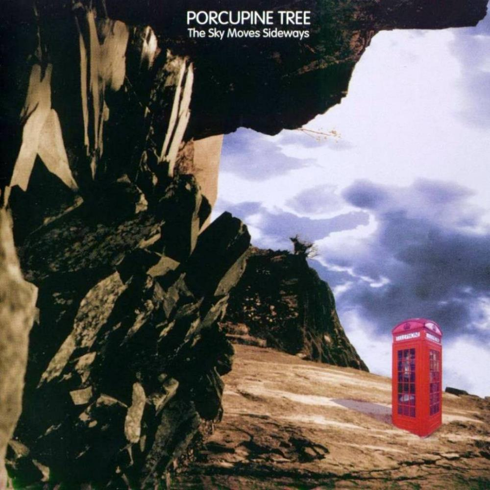 The Sky Moves Sideways by PORCUPINE TREE album cover