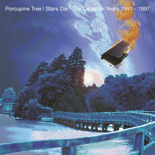 Porcupine Tree - Stars Die: The Delerium Years 1991 -1997 CD (album) cover
