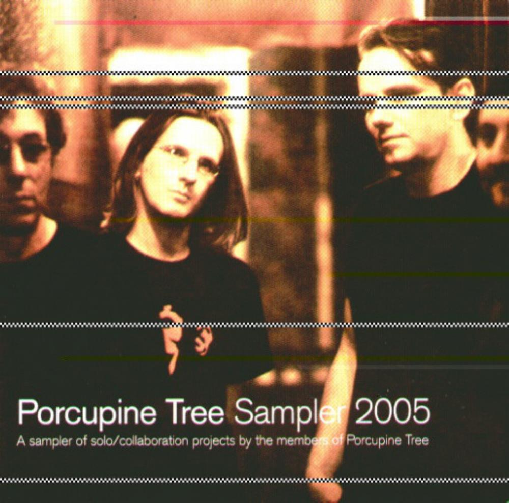 Porcupine Tree - Porcupine Tree Sampler 2005 - Transmission 3.1 CD (album) cover